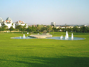 Hod HaSharon - Four Seasons Park