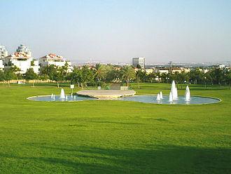 Hod HaSharon - Four Seasons Park