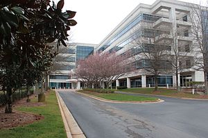 Alpharetta, Georgia - McKesson Corporation offices