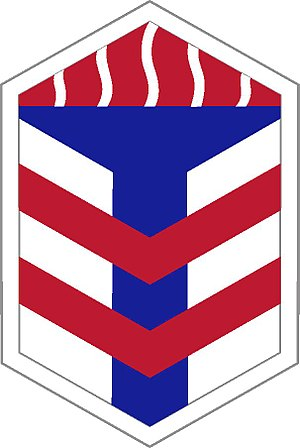 First Army Division West - Image: 5th Armored Brigade CSIB
