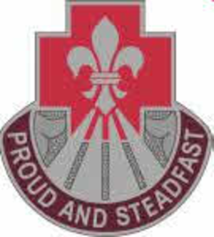 62nd Medical Brigade (United States) - Image: 62 Medical Brigade DUI