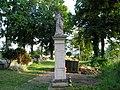 6 Kościelec cmentarz - nagrobek z 1879 r. (26.VI.2006).JPG