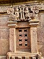 7th century Sangameshwara Temple, Alampur, Telangana India - 43.jpg