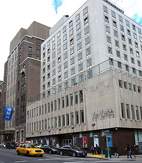 92nd Street Y non-profit organisation in the USA