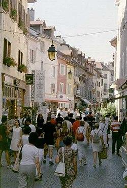 Rue De L H Ef Bf Bdtel De Ville Beaumont