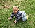 9 Monate altes Baby - Krabbelalter.jpg