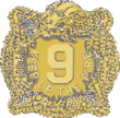 9th Infantry Regiment DUI