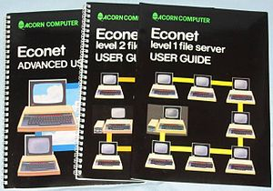 Econet - Econet upgrade manuals