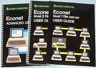 Econet - Econet upgrade manuals
