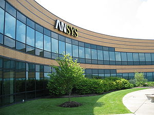 Ansys - ANSYS, Inc. headquarters building in Cecil Township, Pennsylvania.