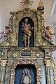 AT-62418 Kath. Pfarrkirche hl. Martin und Friedhof - Lind bei Velden 32.jpg