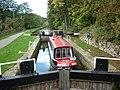 A Barge in Ganny Lock - geograph.org.uk - 2114634.jpg
