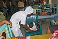 A Nigerian Nurse attending to a patient2.jpg
