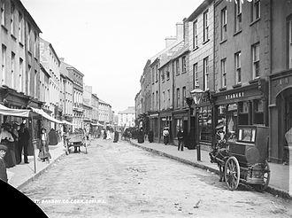 Bandon, County Cork - Main Street, Bandon, c.1900