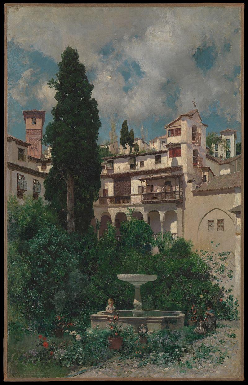 A Spanish Garden MET DP267027.jpg