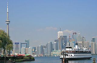 Toronto Island ferries