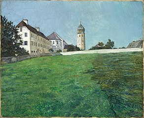 A View of Frauenchiemsee