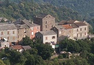 Casabianca, Haute-Corse - A general view of Casabianca