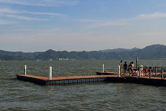 Dongqian Lake - Dongqian Lake is a long established scenic destination in China