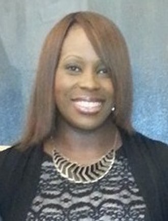Vanessa Gibson - Image: A picture of Council Member Gibson