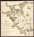 A plan of the bay and harbor of Boston, surveyed agreeably to the orders and instructions of the Right Honorable the Lords Commissioners for Trade and Plantations, to Samuel Holland, Esqr., His LOC gm71002188.jpg
