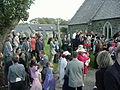 A village wedding - geograph.org.uk - 67497.jpg