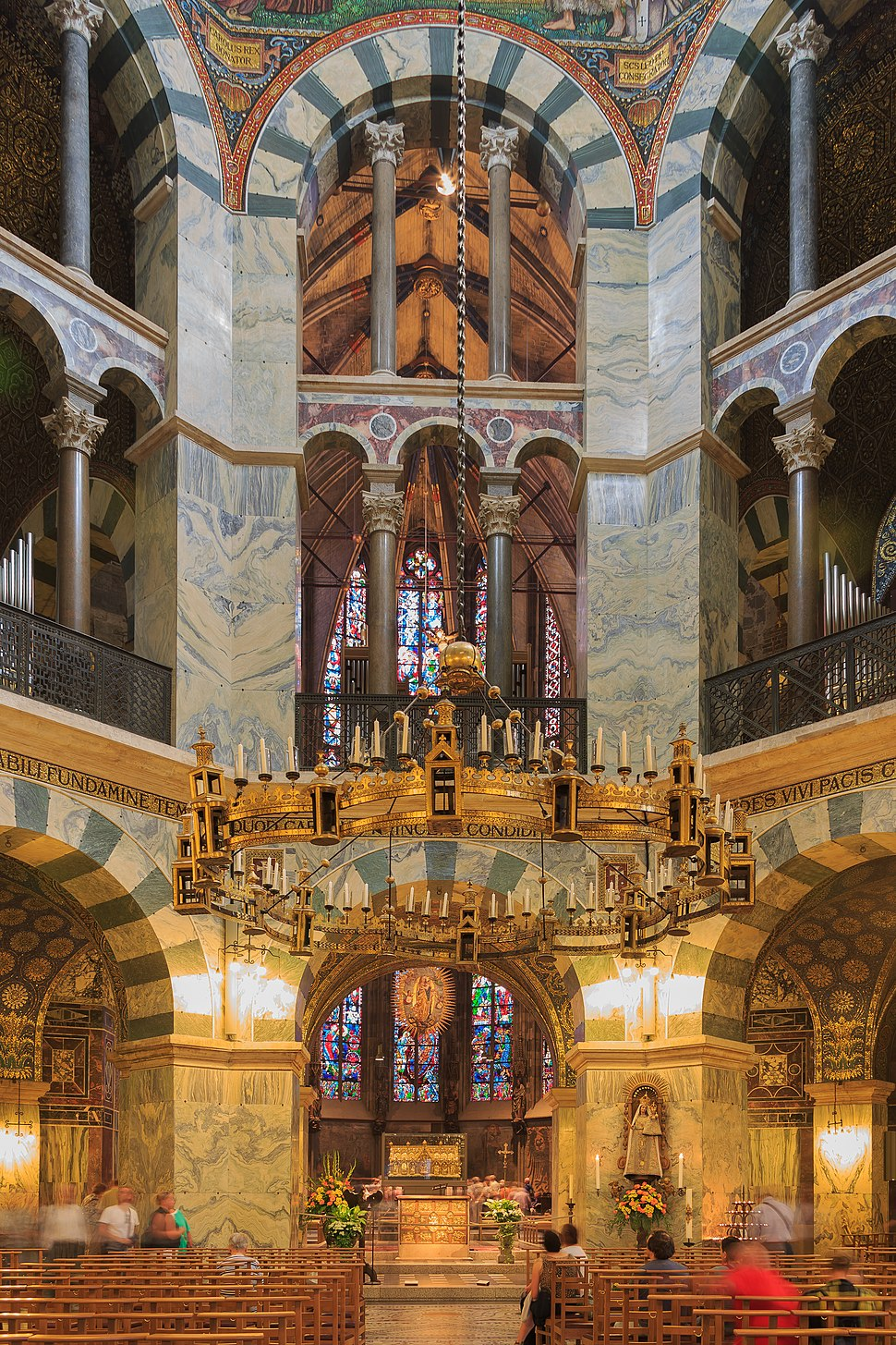 Aachen Germany Imperial-Cathedral-12a