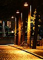 Aachen at night Lost bike (4689943813).jpg