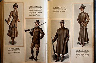 History of Abercrombie & Fitch - Image: Aafc 2