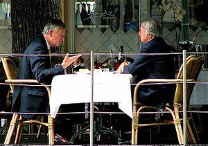 Antony Burgmans - Image: Aartsen meeting
