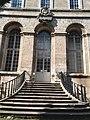 Abbaye de Saint-Riquier, façade côté parc 06.jpg