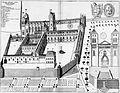 Abbaye de la Chaise-Dieu dans Monasticon Gallicanum.jpg