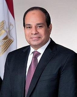 Abd El-Fattah El-Sisi