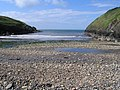 Aber Rhigian at low tide - geograph.org.uk - 531535.jpg