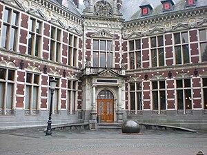 Utrecht University - Academiegebouw
