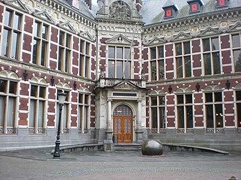 Headquarters of Utrecht University