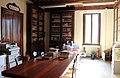 Accademia dei fisiocritici, biblioteca.JPG