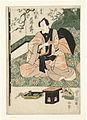 Acteur Bando Mitsugoro III in de rol van Kizo.-Rijksmuseum RP-P-1952-223.jpeg