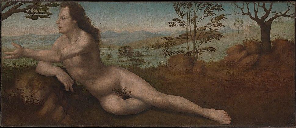 Adam; Eve MET DP248085