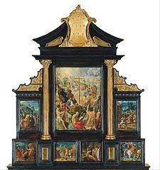 The Altarpiece of the Exaltation of the True Cross