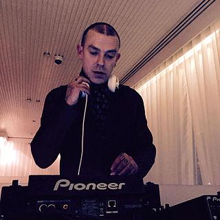 Adamski English record producer