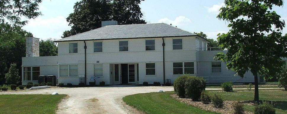 Adlai E. Stevenson II's home in Mettawa