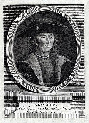 Adolf, Duke of Guelders