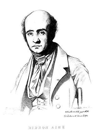 Didron, Adolphe-Napoléon (1806-1867)