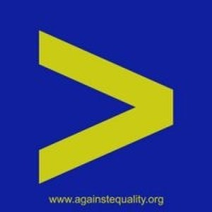 Against Equality - Image: Aelogo 2009atdewwhrb