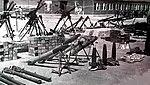Afghanistan – Seized Mujahideen weaponry 001.jpg