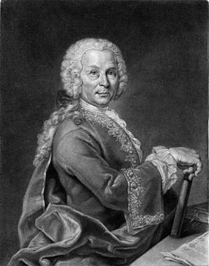 Portrait of Johan Agrell
