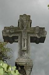 croix de cimetière d'Ahaxe