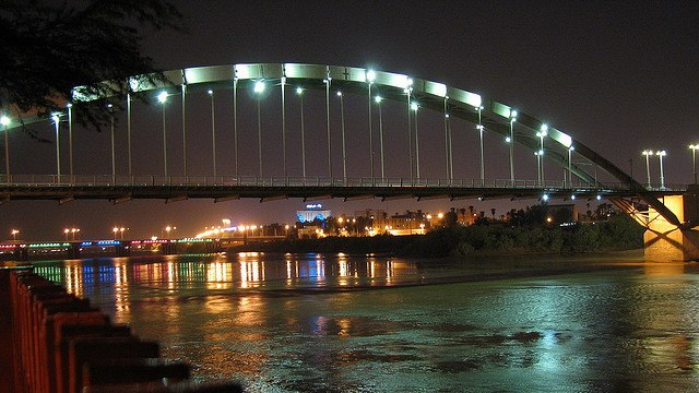 Ahvaz White Bridge1