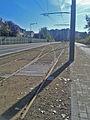Aiguillage Tram A Strasbourg avenue Racine 191013.jpg
